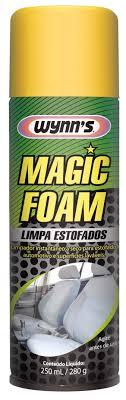 Espuma Mágica Para Limpeza Geral Wynns Magic Foam - 250ml