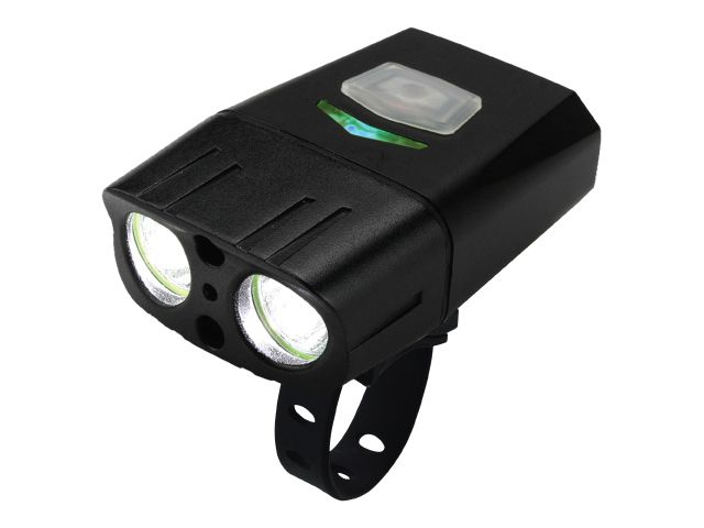 Farol Diant. Xeccon Link Duo Recarregável USB - 600 Lumens