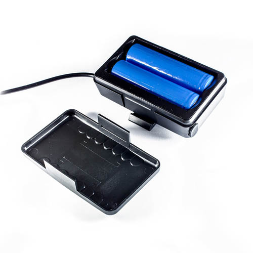 Farol / Luz / Lanterna Dianteira para bike Super Led 500 lúmens com bateria