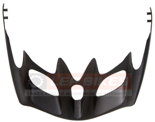 Viseira para capacete Prowell F38, 40, 44, 50, 55 e x5 (Modelo Novo)
