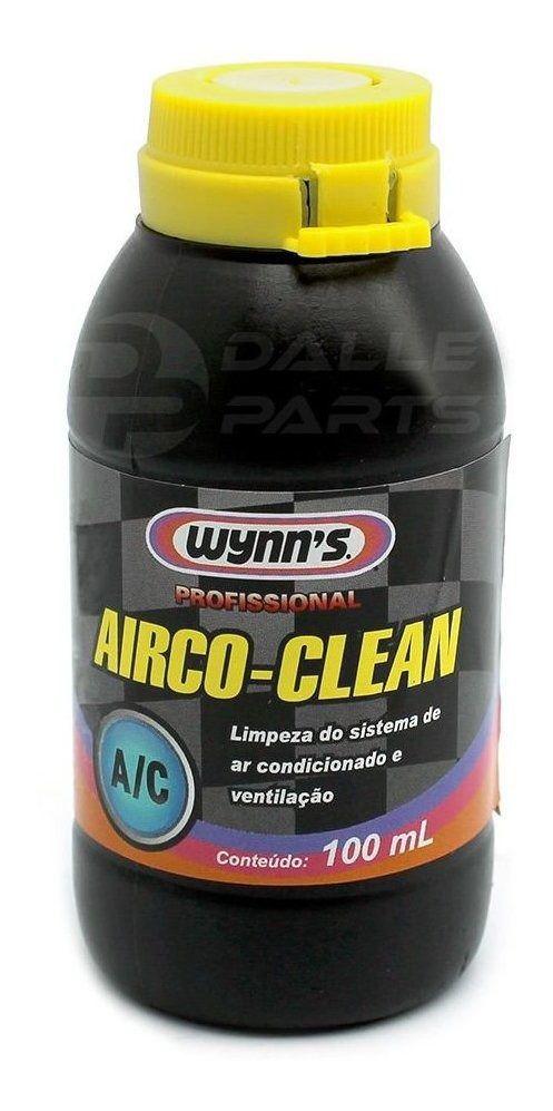 Kit 10 Limpa Ar Condicionado para Nebulizador Wynns Airco Clean 100ml