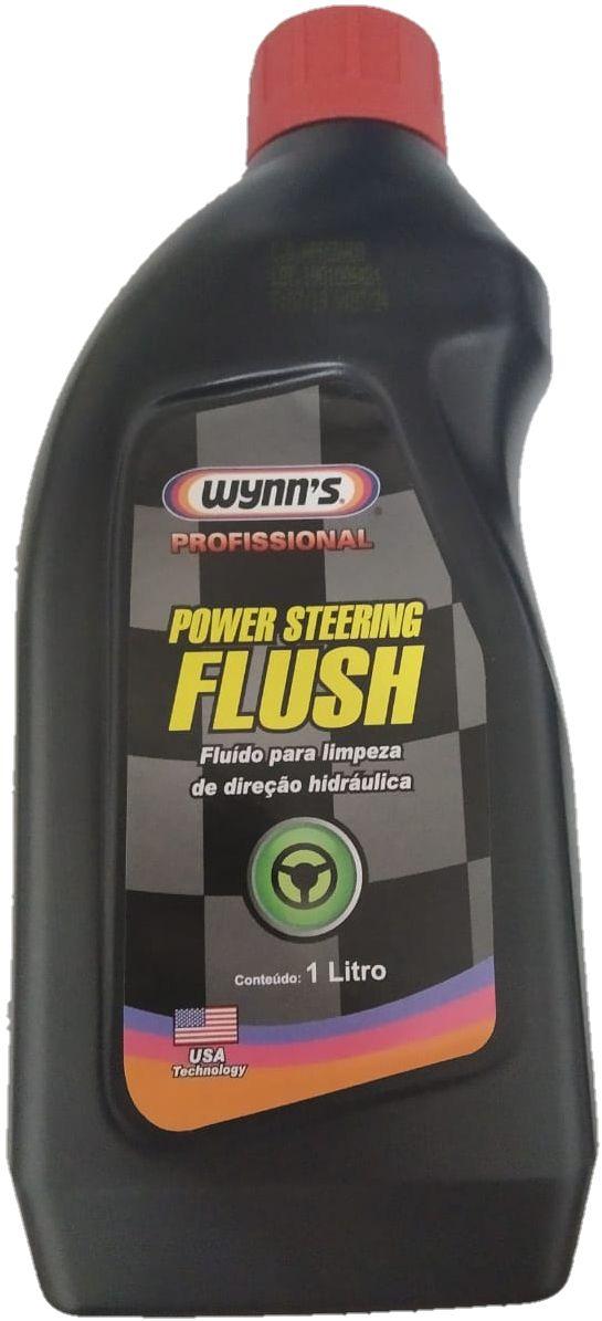 Kit com 2 Flush para Direção Hidráulica Wynns - 1L