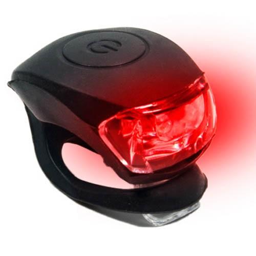 Kit de Luz de Led para bike - Farol/Lanterna/Sinalizador dianteiro e traseiro - segurança noturna para bicicleta