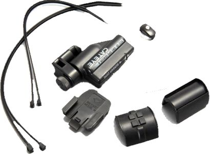 Kit Sensor de Velocidade Cateye MC-100W Wireless