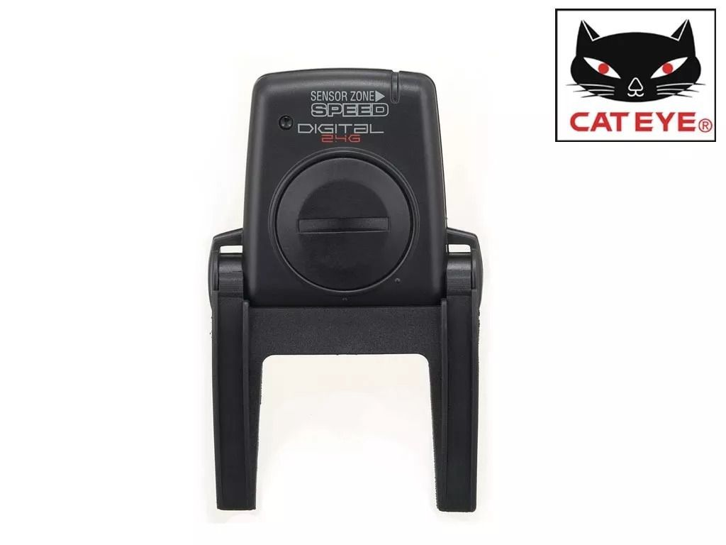 Kit Sensor de Velocidade ISC-10 Cateye Strada Digital Wireless