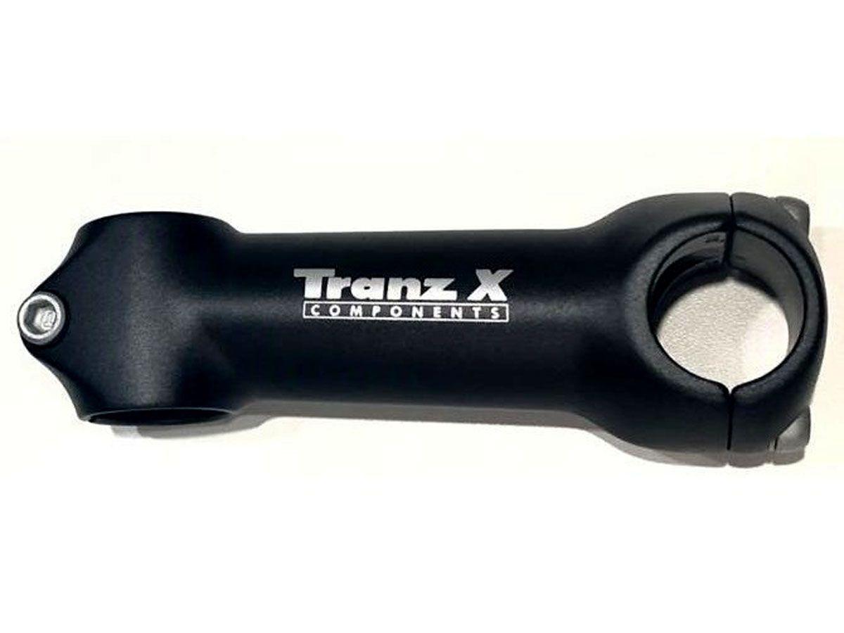 Kit Speed 700 Aheadset Standard - Garfo Rígido + Mesa + Caixa de Direção + Espaçadores - Preto