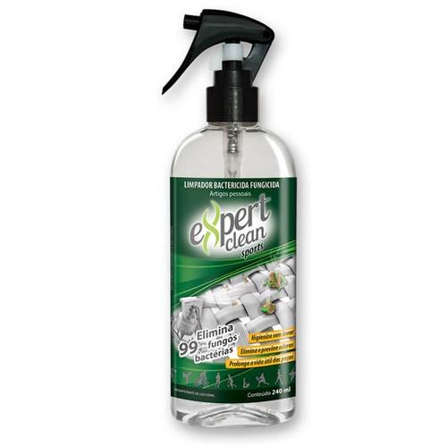 Higienizador e limpador roupas ciclismo / esportivas Expert Clean Sports spray 240ml
