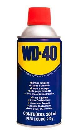 Lubrificante / Desengripante WD-40 Original 300ml