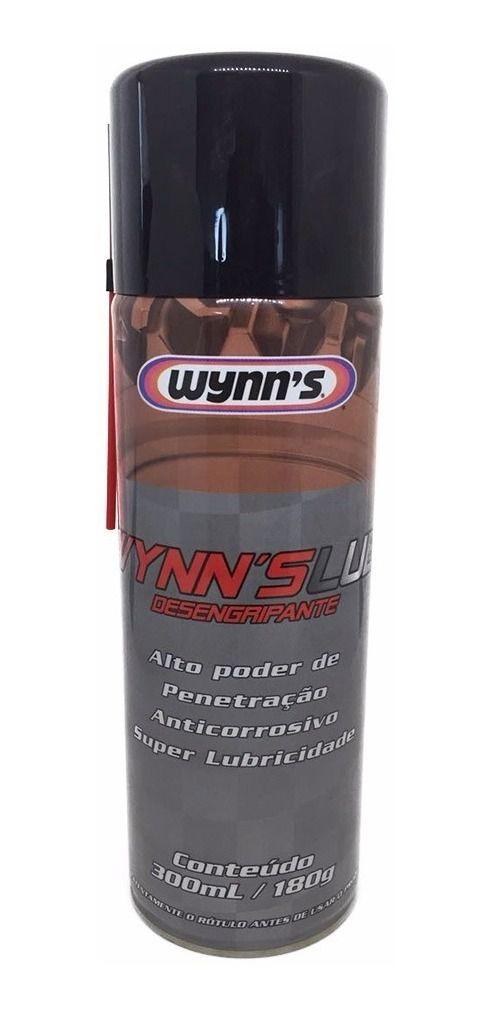 Lubrificante e Desengripante Wynns - 300ml