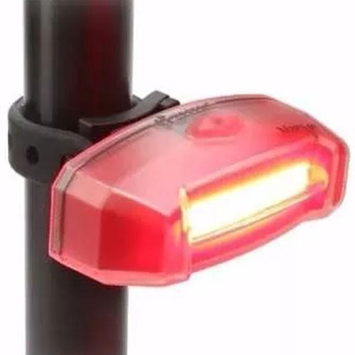 Luz traseira / Lanterna Xeccon Mars 60 Recarregável USB 60 lumens
