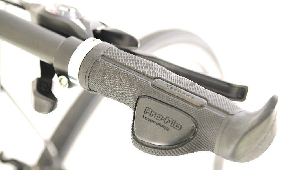 Manopla Serfas PFG-BK Dual Density Design®