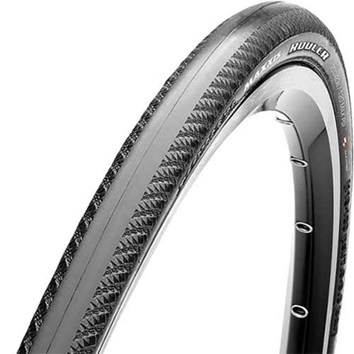 Pneu Maxxis Rouler 700x23 Kevlar Silkworm / 120 tpi / 130 psi / 215g