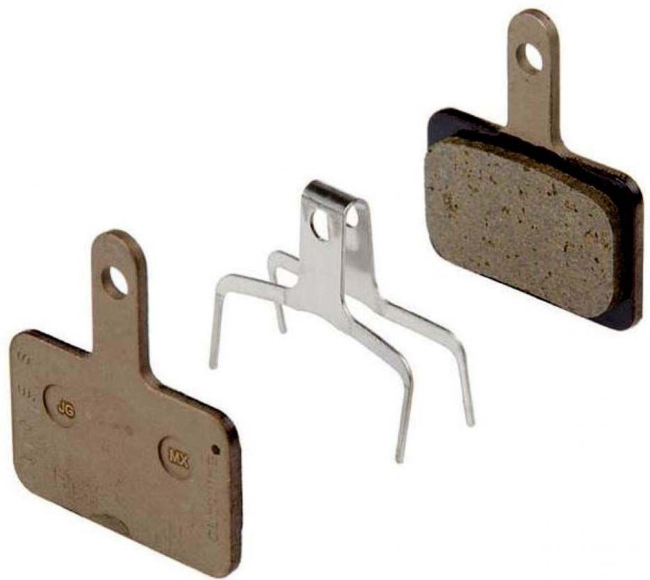 Pastilha pra freio a disco Shimano (Hidraulico e Mecânico) - Serve em vários modelos