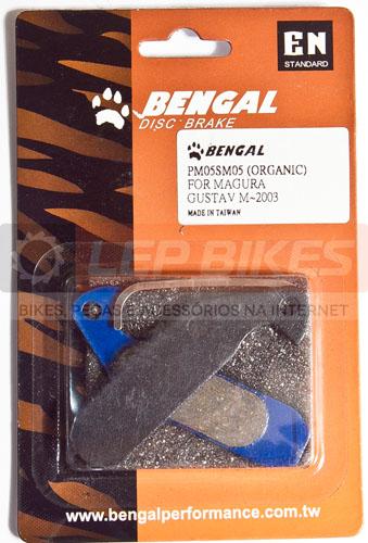 Pastilha Orgânica para Freio a Disco Magura - Gustav M 2003 PM05SM05