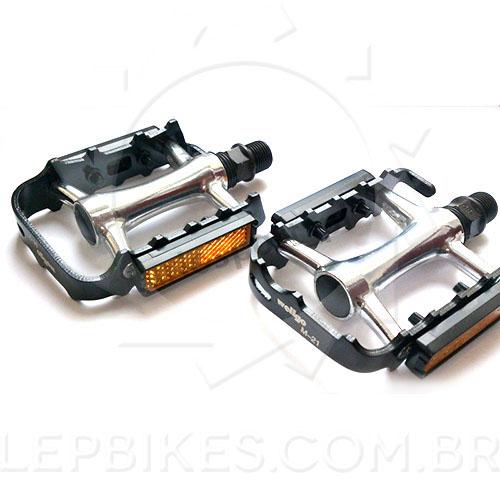 Pedal  Wellgo M 21 todo em Alumínio / Rolamento / 260g