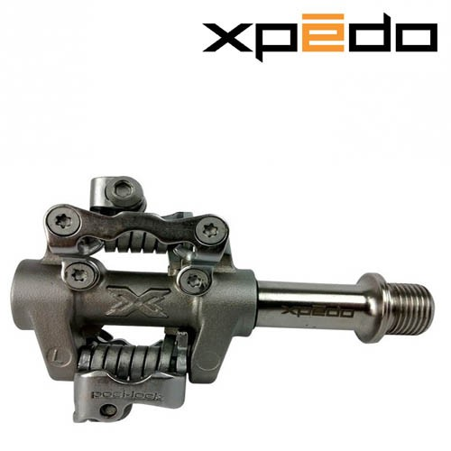 Pedal X-Pedo Mountain Force MF-2B Clip super leve (274g)