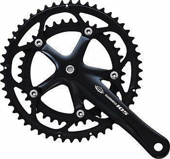Pedivela Shimano FC-5502 Speed Octalink 39x52 170mm