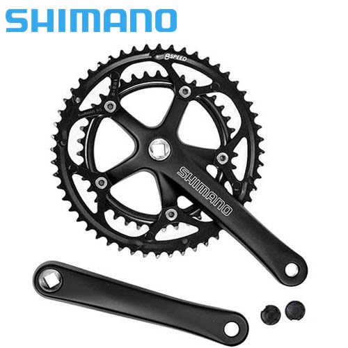Pedivela Shimano 2200 Speed 52x39 175mm Preto