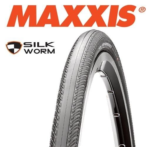 Pneu Maxxis Dolomites 700x23 Kevlar Dual Compound / Silkworm / 120 tpi / 130psi