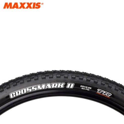 Pneu Maxxis Crossmark II 29x2.25 Kevlar Dobrável EXO Tubeless Ready