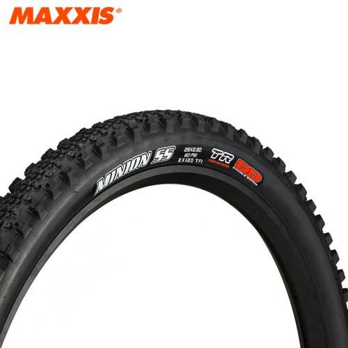 Pneu Maxxis Minion SS 29x2.30 Kevlar Dobrável EXO Tubeless Ready