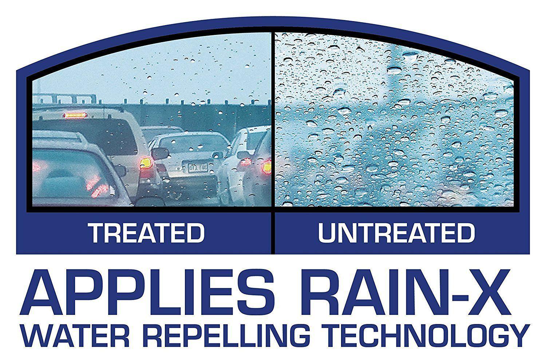 Repelente de Água Para Vidros Rain-x - Ideal para Chuva 473ml