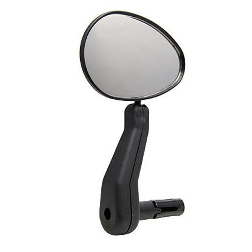 Espelho Retrovisor Esquerdo Cateye BM-500G para bicicleta