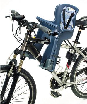 Cadeirinha Infantil Dianteira para Bike