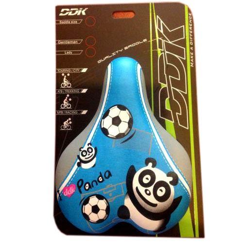 Selim DDK 1216 Panda Azul - Infantil - Azul e cinza