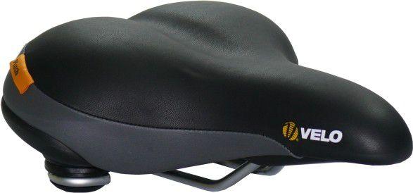 Selim Velo Confort  VL6038E Black Vazado Plush