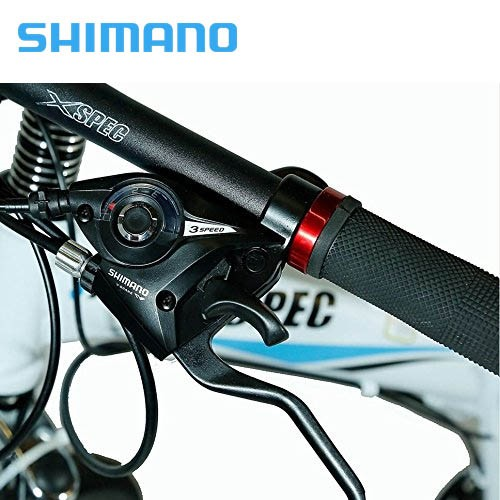 Trocador com Alavanca de Freio Shimano EF51 EZFire Esq. Dir. 3x8v