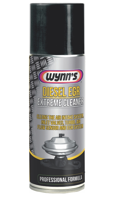 Limpador de Válvulas EGR-3 Wynns Spray - 200ml