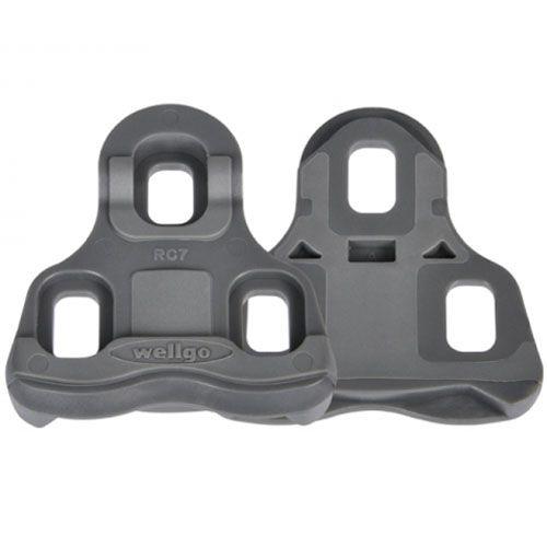 Taquinho / Taco para Pedal Speed RC-7A LOOK / KEO 9º - CINZA