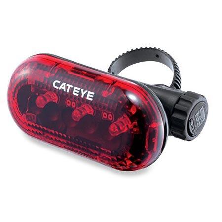 Farol / Luz / Lanterna traseira TL 130 Cateye