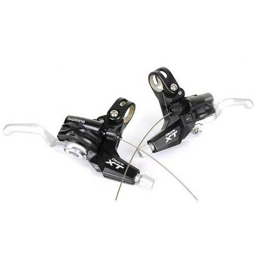 Trocador / Alavanca de cambio Shimano XT M 770 3x9v Dual Control 465g