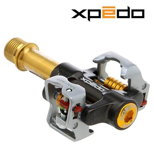 Pedal X-Pedo Mountain Force Al/Ti MF-4 Clip (230g)