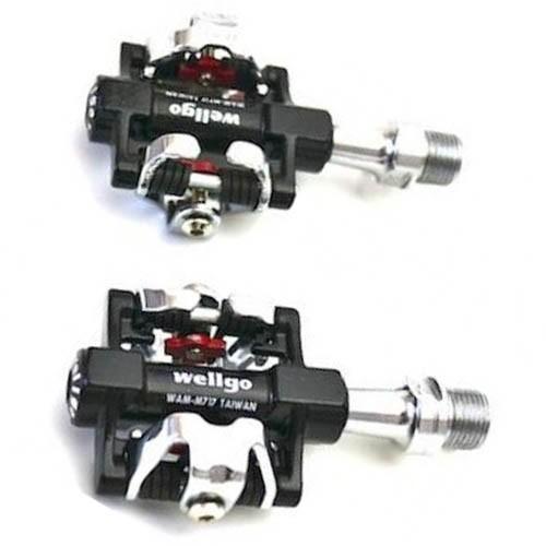 Pedal Wellgo WAM-M717 Alumínio e Cromoly