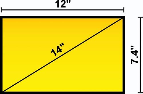 Tela Led Slim 14.0 40 Para Notebook Sti Is-1442 - EASY HELP NOTE