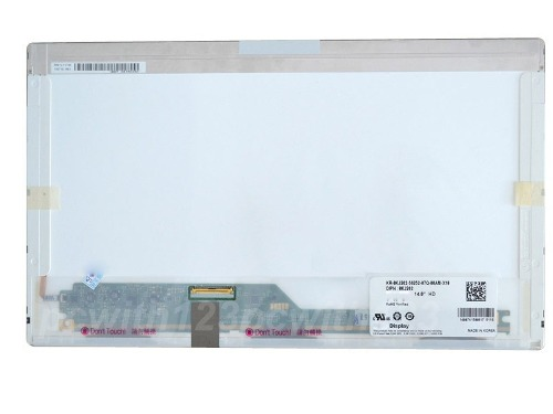 Tela Display 14.0  Led Hd Para Asus K-42f  A-42f X-42f P-42f - EASY HELP NOTE