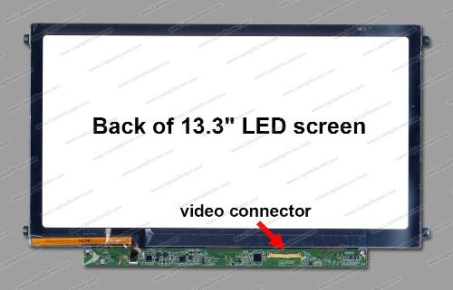 Tela 13.3 Led Slim Para Sony Vaio Svt13126cxs 1366x768 - EASY HELP NOTE