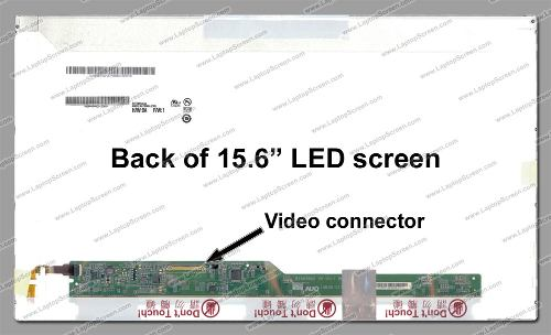 Tela Led 15,6 Notebook Para Toshiba Satellite A665-s5180 - EASY HELP NOTE