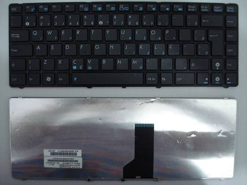 Teclado Asus Ul30 Ul80 A42 A83 B43 K42 K43 N82 Mp-10a86pa-9201w - EASY HELP NOTE