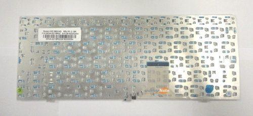 Teclado Asus Eeepc 1000 1000ha 904 Branco V021562hk4 - EASY HELP NOTE