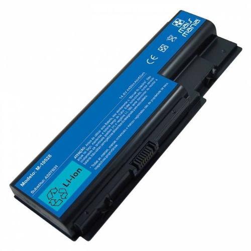 Bateria Para Acer Aspire 5520 4400mah Cell 6  14.8v  As07b31 - EASY HELP NOTE