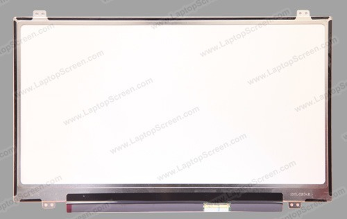 Tela Led Slim 14.0 40 Para Sony Vaio  Sve141l11x  1366x768 - EASY HELP NOTE