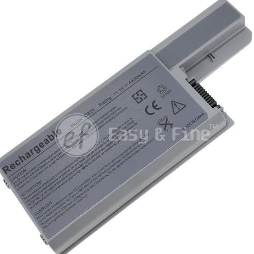 Bateria Para Dell Latitude D830 - 4400mah 6 Cell - 312-0393 - EASY HELP NOTE