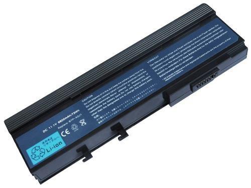 Bateria Para Acer Aspire 3620 Series- 6600mah 9cell Btp-arj1 - EASY HELP NOTE