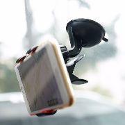 Suporte Para Smartphone Veicular Rotação 360º Universal 875 - EASY HELP NOTE