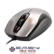 Mouse Óptico Desing Ergonômico E Ambidestro Usb Mm 635 - EASY HELP NOTE