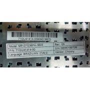 Teclado Sti 1412 1413 Mp-07g38pa-3603 71gu41414-00 Flat (l) - EASY HELP NOTE